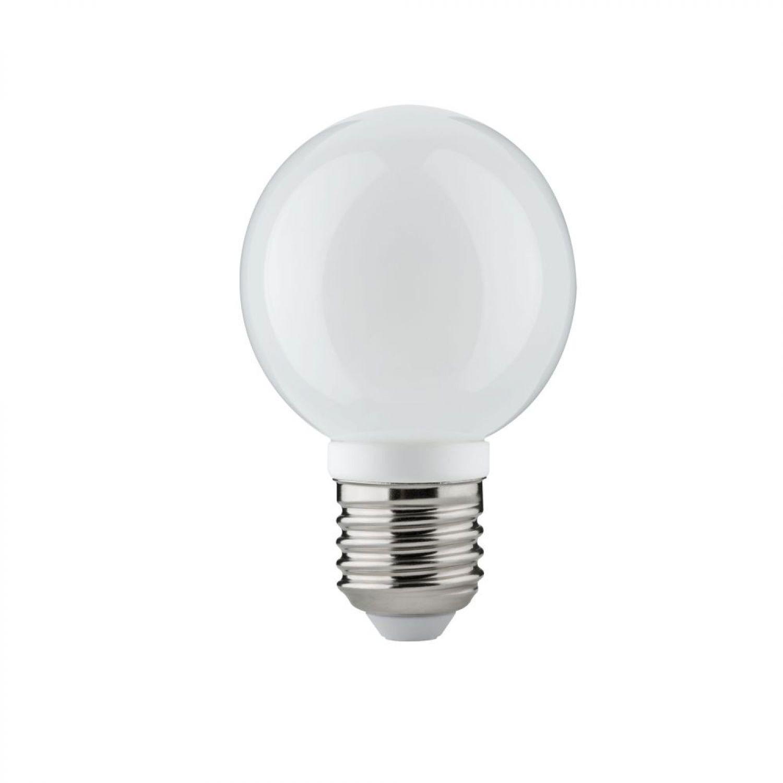 Paulmann 282.65 LED 2,5W Globe 60 E27 warmweiß 60mm Leuchtmittel Sparlampe