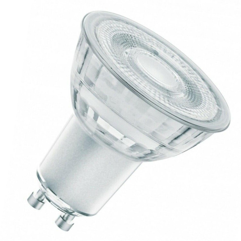 Osram LED Star PAR16 Reflektor Lampe GU10 Leuchtmittel 4,5W=50 W Warmweiß Spot