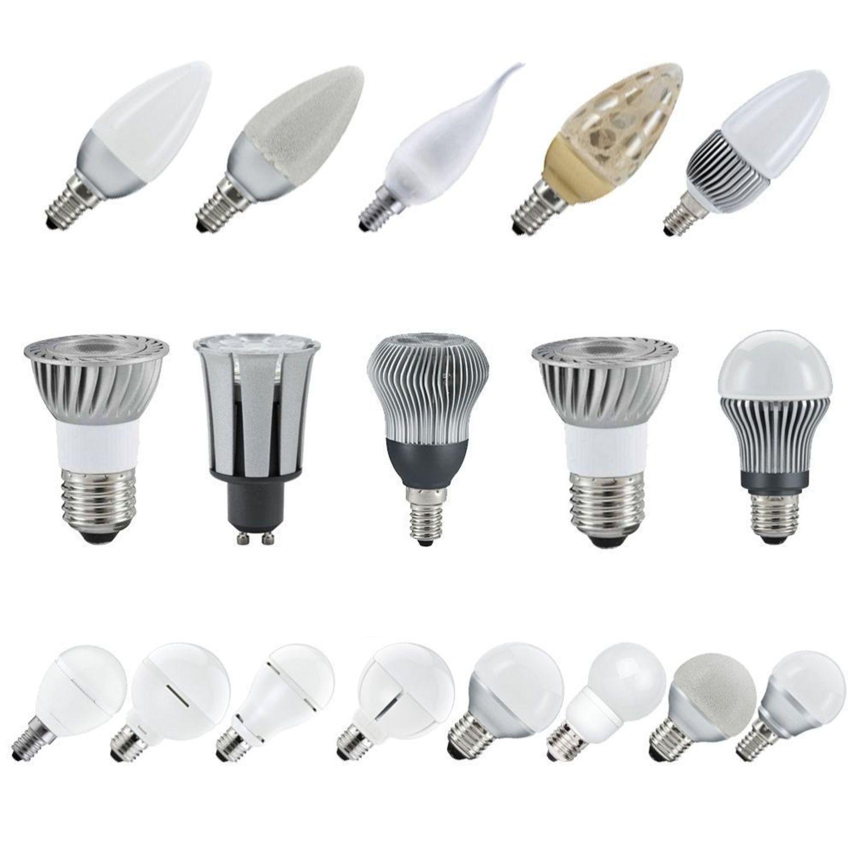 320 Lumen 2er Set SMD LED E27 Leuchtmittel 4 W Energie Spar Kugel Leuchte EEK A