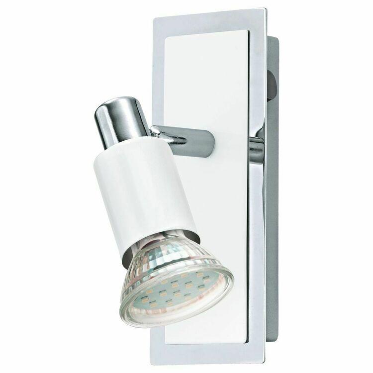 Leuchtmittel Einbauleuchte EEK A+ EGLO 30078 SPOT LED 3W schwenkbar weiss inkl