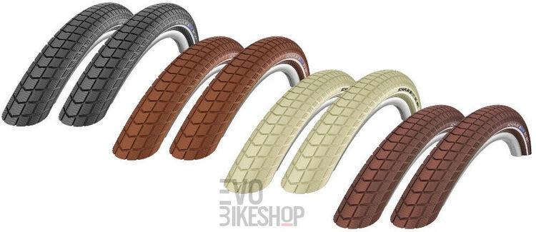 2x Schwalbe Reifen Big Ben alle Größen Farben Pannenschutz