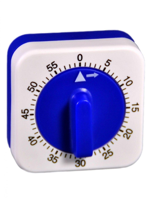 Atlanta TIMER DA CUCINA BIANCO BLU timer 261 Orologio 60 minuti ...