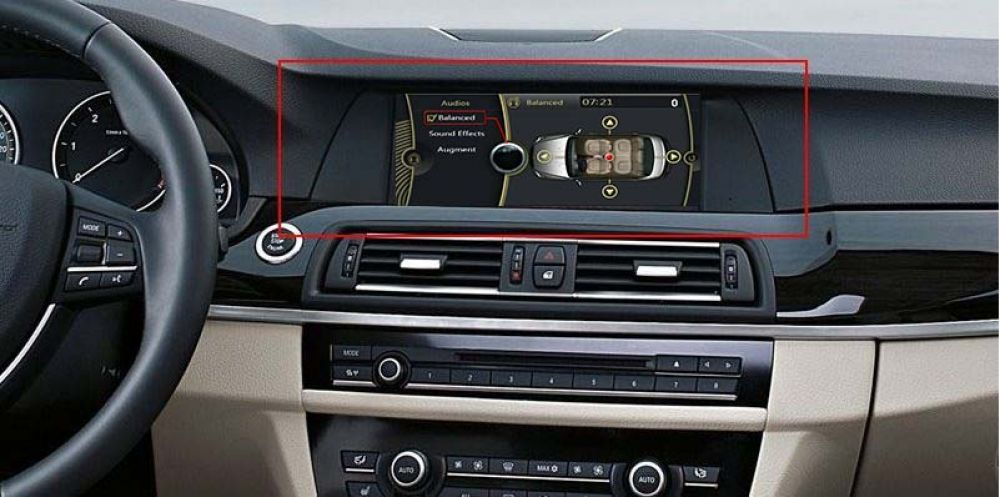 bmw f10 f11 cic high nbt 10 25 touch screen gps. Black Bedroom Furniture Sets. Home Design Ideas