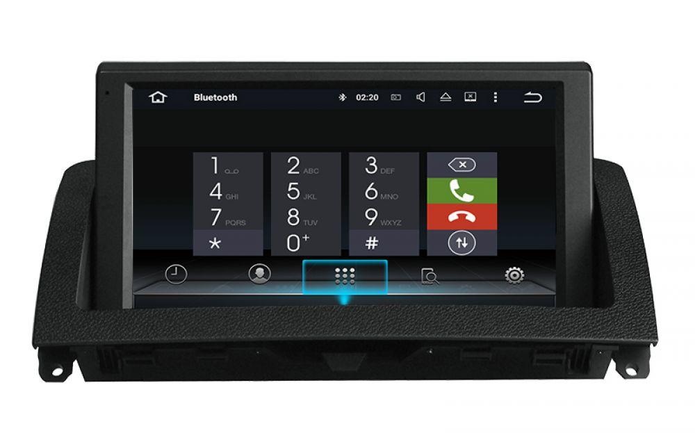 mercedes benz c class w204 car radio touch screen gps. Black Bedroom Furniture Sets. Home Design Ideas