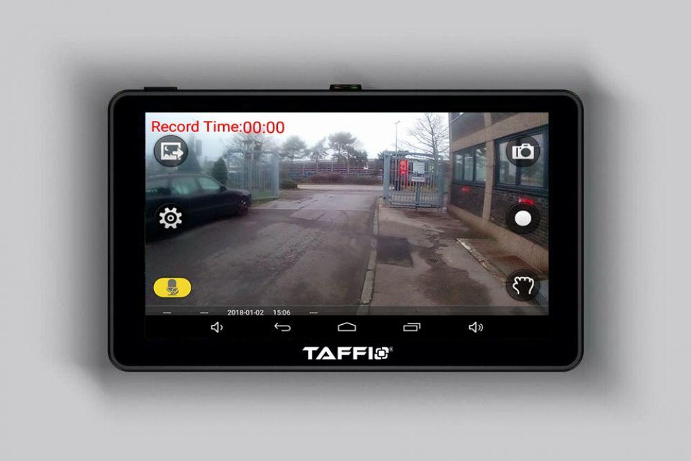 android portable navi mit dvr kamera touchscreen gps wifi. Black Bedroom Furniture Sets. Home Design Ideas