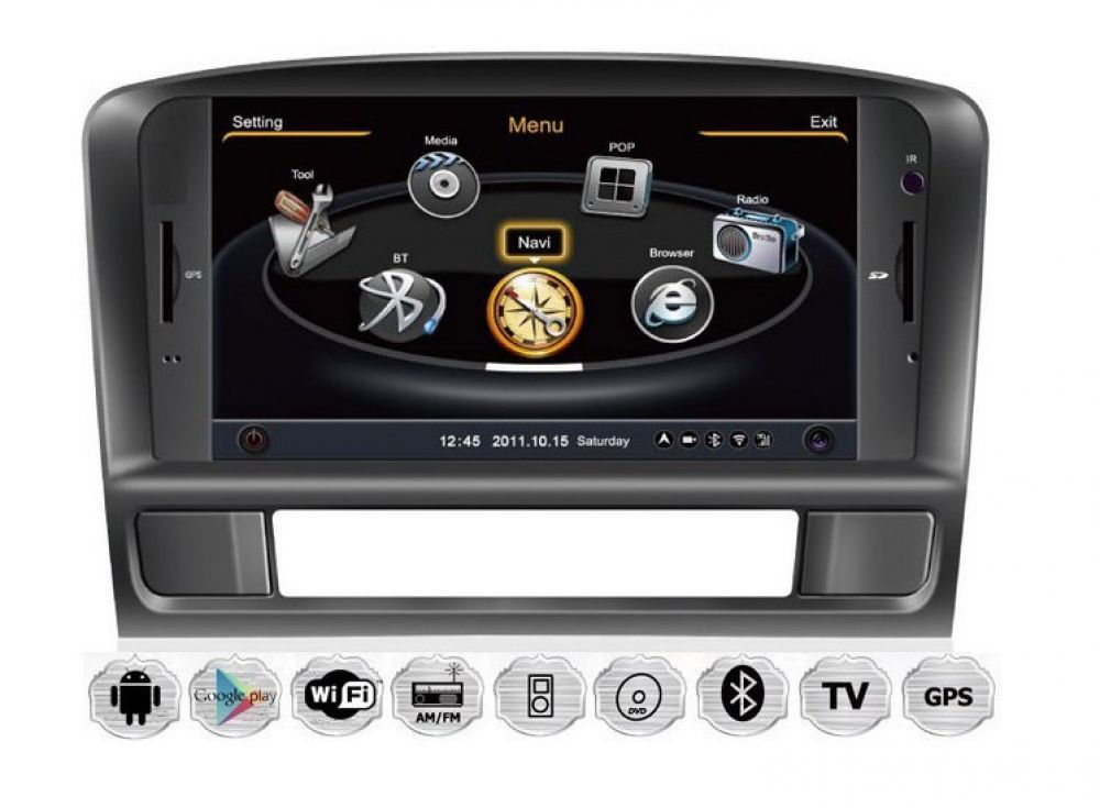 opel astra j android touchscreen autoradio dvd 3d gps. Black Bedroom Furniture Sets. Home Design Ideas