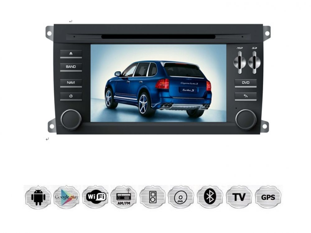 porsche cayenne bose sound most autoradio android dvd gps. Black Bedroom Furniture Sets. Home Design Ideas