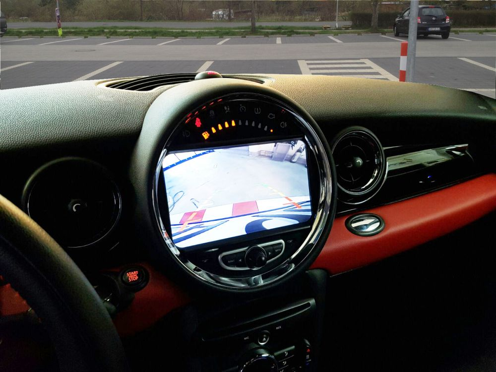 bmw mini cooper country autoradiotouchscreen gps. Black Bedroom Furniture Sets. Home Design Ideas