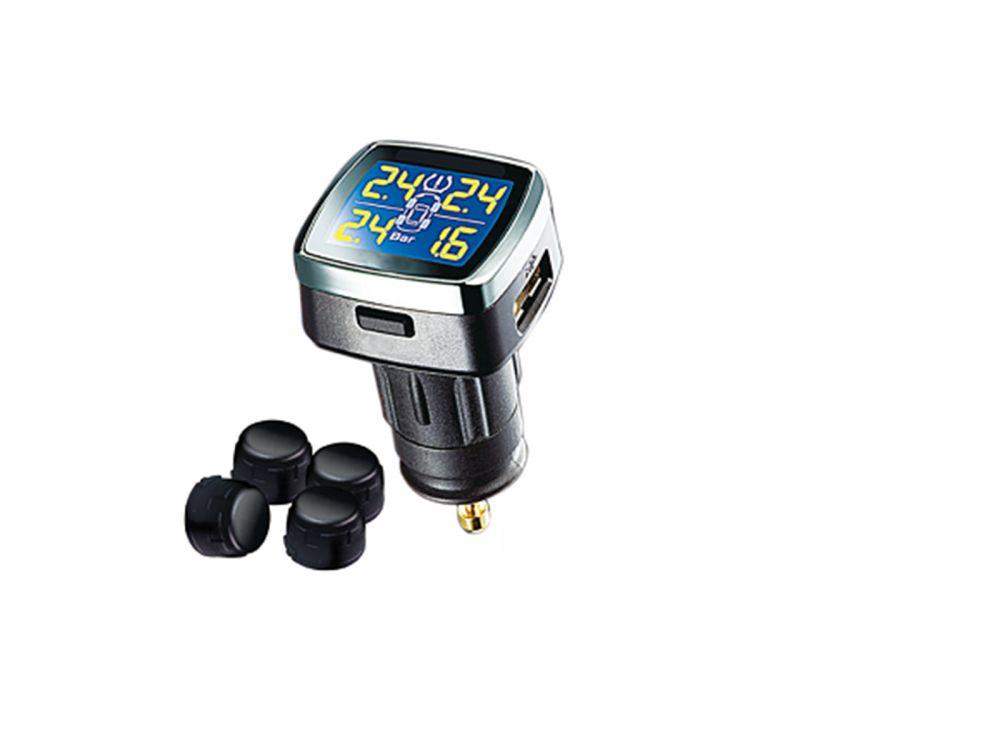 Sensore pressione pneumatici controllo tpms sistema senza cavi