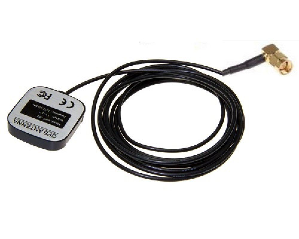 gps antenne sma c stecker f r autoradio navigation system. Black Bedroom Furniture Sets. Home Design Ideas
