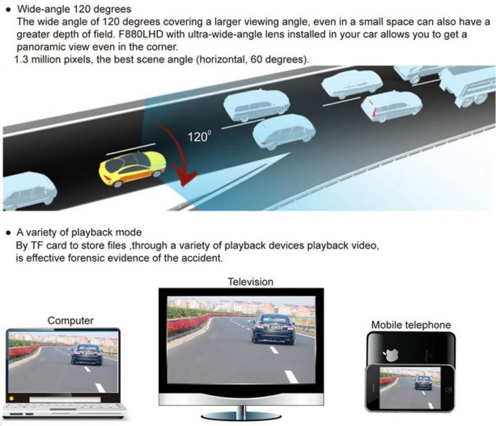 s100 platform dvr hd video camera black box kfz hd video. Black Bedroom Furniture Sets. Home Design Ideas