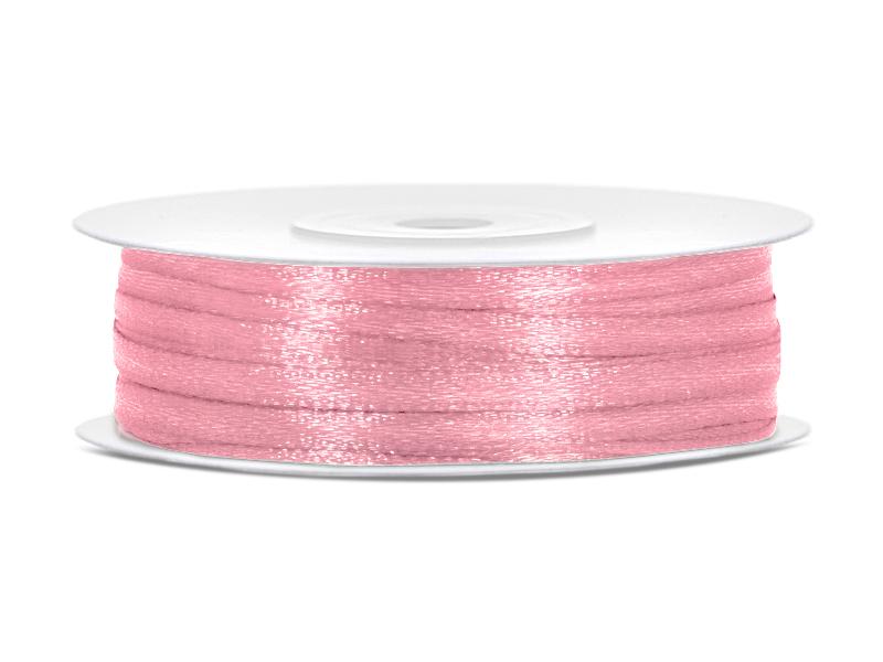 3-mm-100-mm-Satinband-Schleifenband-Geschenkband-Deko-Schleife-Band-auf-Rolle Indexbild 15
