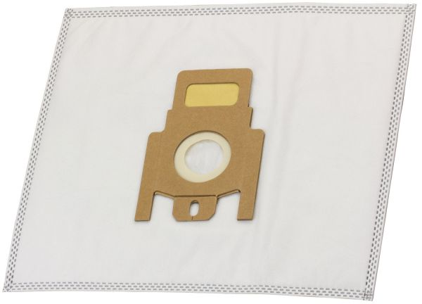 Filter geeignet für Miele S 8340 EcoLine Lotosweiß 20 Staubsaugerbeutel