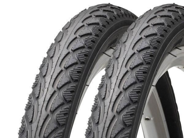 weiß SV Ventile 28x5//8x3//8 schwarz 2x CST Reifen Decke Mantel Fahrrad 37-622