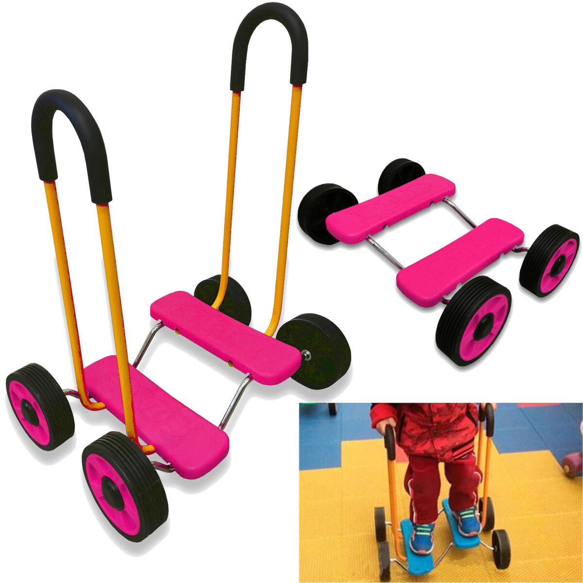 Kinder Roller Balance Fahrzeug Outdoor Spielzeug Gleichgewicht Training Scooter