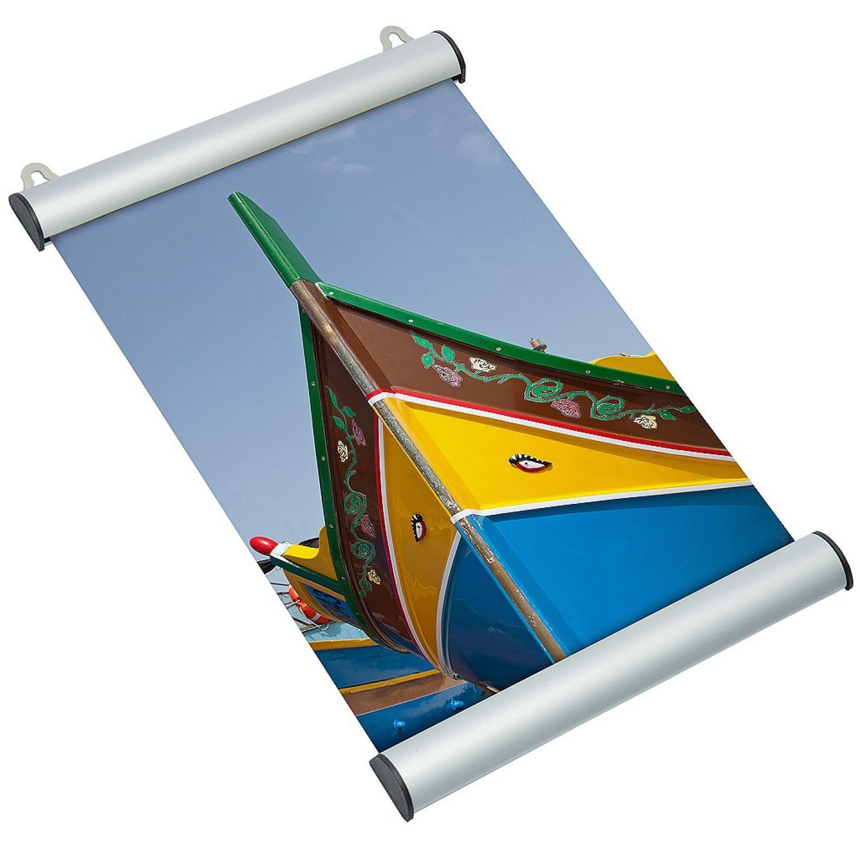 Poster Rail Snap Frame Picture Holder Poster Hanger Made
