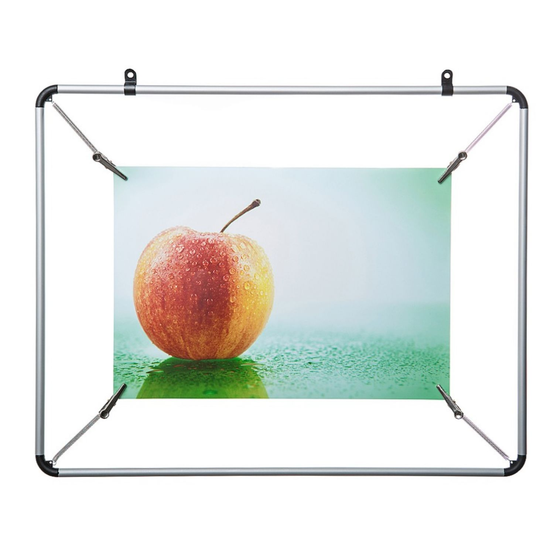 spannrahmen 70x100 cm plakatrahmen bilderrahmen klemmrahmen poster strecher alu ebay. Black Bedroom Furniture Sets. Home Design Ideas