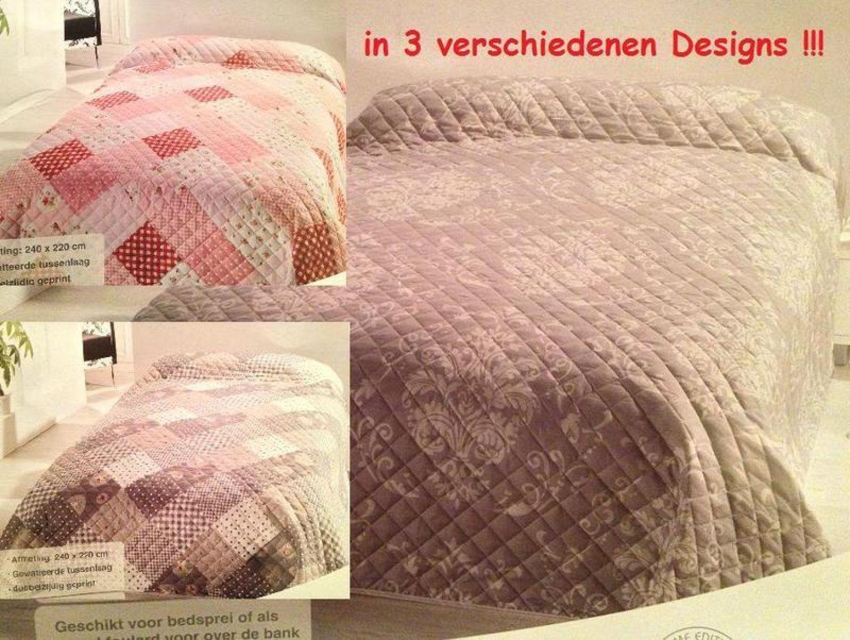 220 x 240 cm couvre lit couverture gigantesque couvre lit canap ch le ornement ebay for Couverture lit design