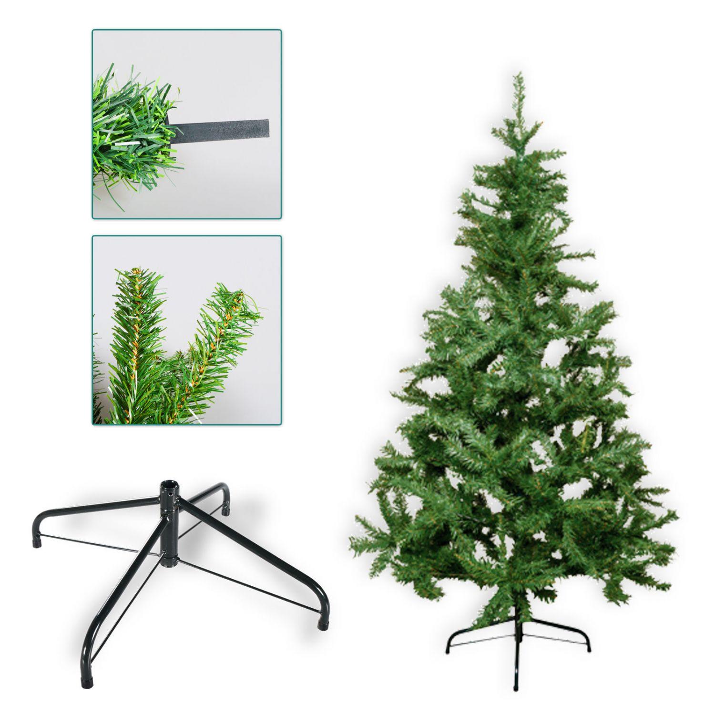180 cm weihnachtsbaum christbaum k nstlich kunststoff. Black Bedroom Furniture Sets. Home Design Ideas