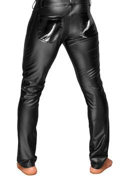 Noir Handmade Mens Powerwetlook Pants