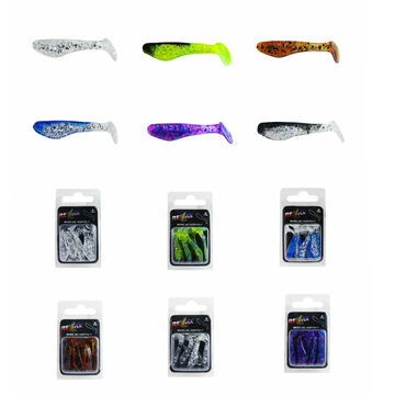"Shad 9/"" 2x Rubber Fish Relax Kopyto 23cm Predator Free Shipping"