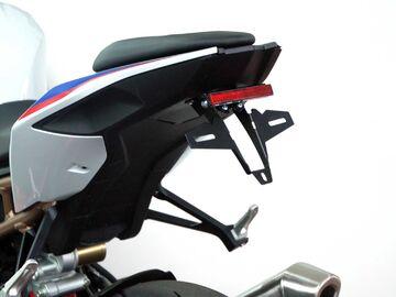 Kennzeichenhalter Rennstrecken Abdeckung für BMW S1000RR 2019-2020