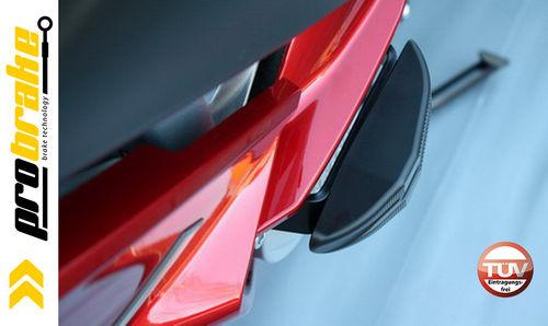 Sturzpad-SatzStreetline für Yamaha FJR 1300-2013