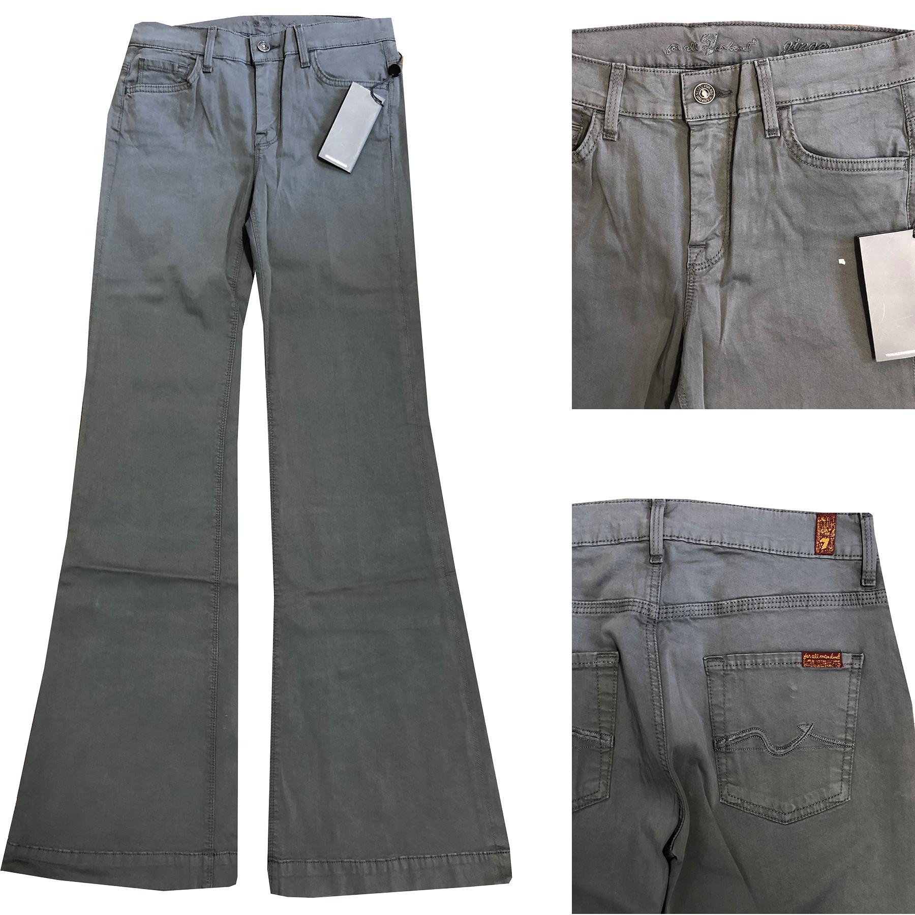 Damen Damenhose Hose Jeans NEU Seven 7 Blau Größe W26 W29 W30 W31 W33
