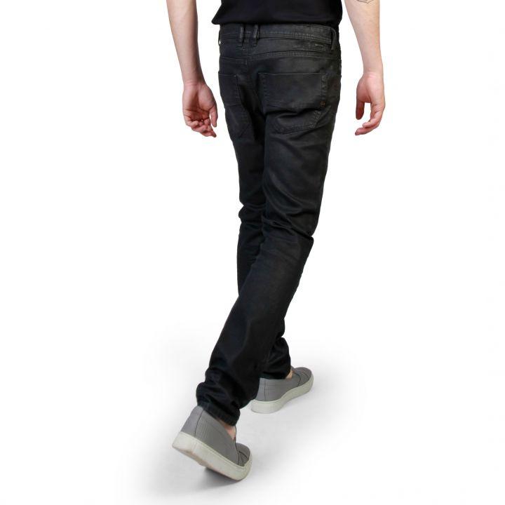 e8bff0f824cae Details zu Diesel TEPPHAR Herren Jeans Hose Slim Fit Schwarz Gr. W28 - W40  Länge: L40 NEU