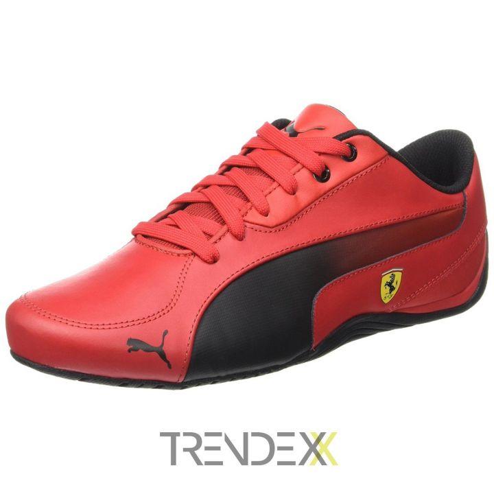 Puma Drift Cat 5 SF Scuderia Ferrari Rosso Herren Sneaker Schuhe NEU & OVP