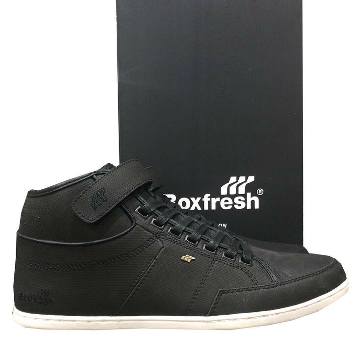 best service bd587 0732f High Swich Top Sneaker GrEu Herren Schwarz Schuhe 41 ...