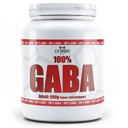 GABA Pulver Gamma AminobuttersäureSchlafreines Pulverjustaste