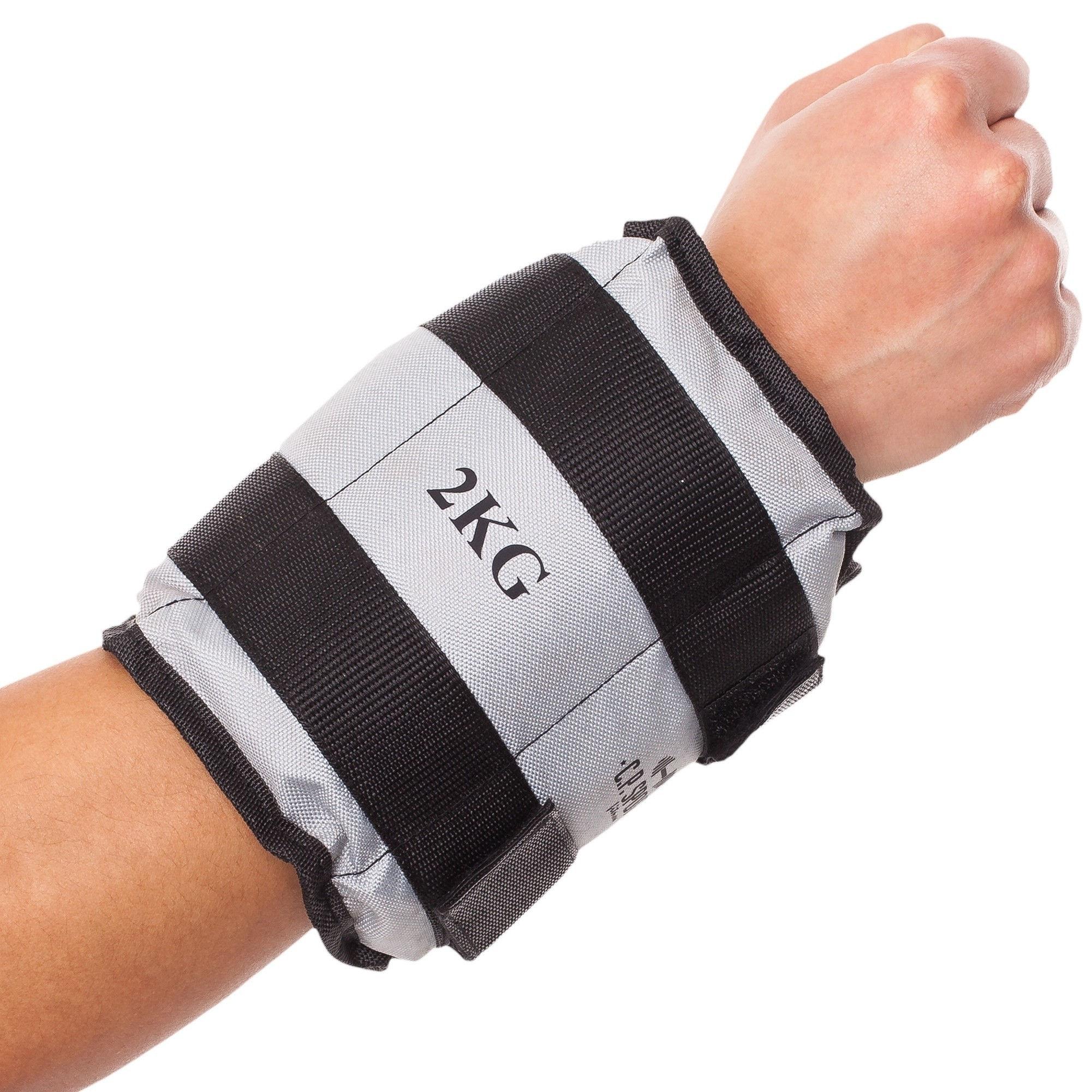 Gewichtsmanschetten-Laufgewichte-Fussgewichte-Handgelenkgewichte-Gewicht-Hand-Fuss