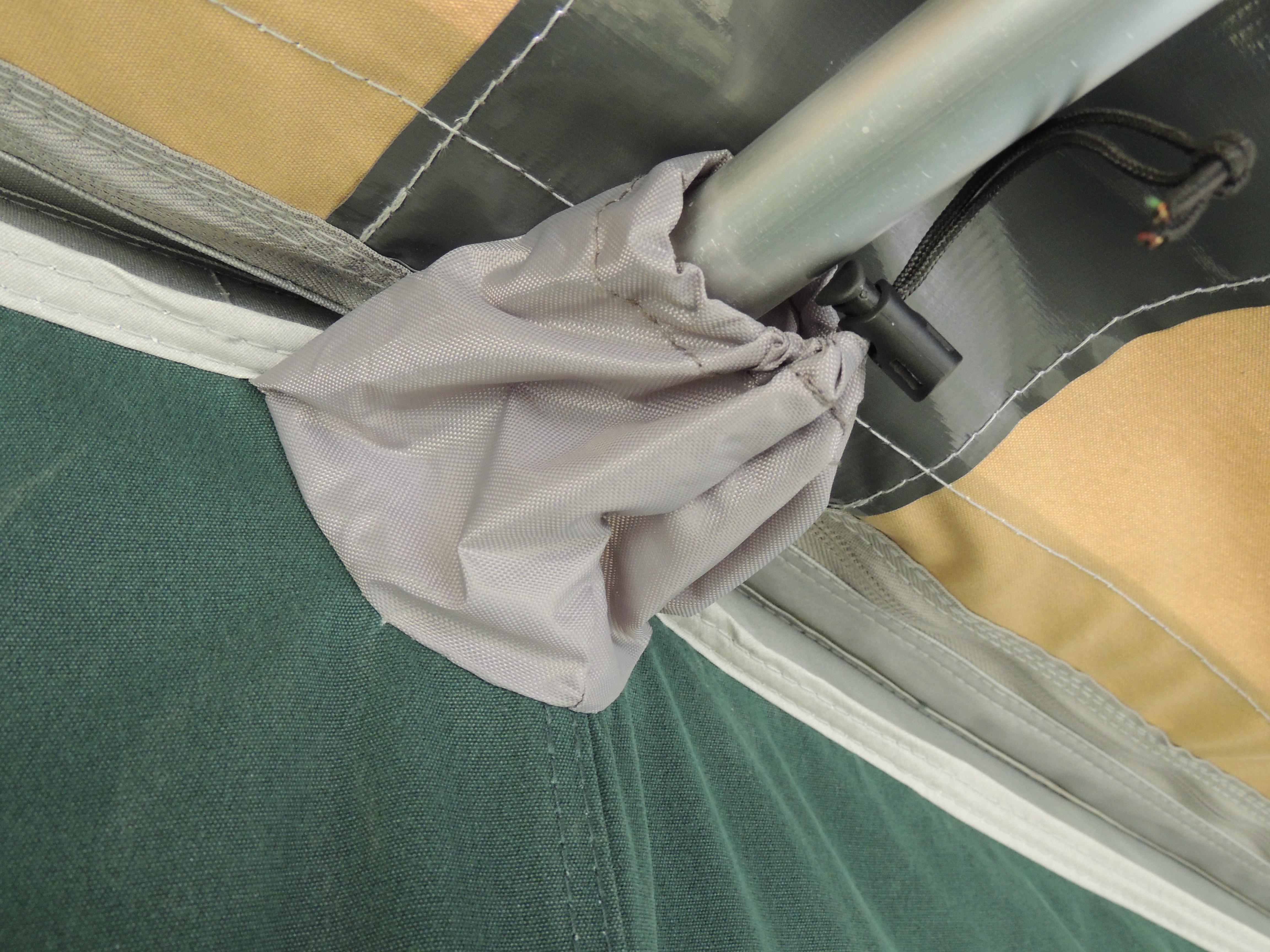 miniatuur 9 - Zeltanhänger Tender XL der Faltcaravan von NB outdoor Campingtrailer mit Komfort