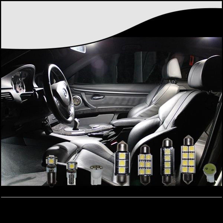 SMD LED Innenraumbeleuchtung BMW E93 3er Cabrio blau Set