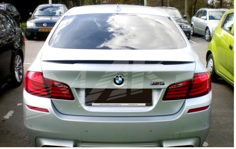 BMW-ALLE-F10-M5-Performance-Style-Heckspoiler-Hochglanz-Schwarz-Heck-Spoiler