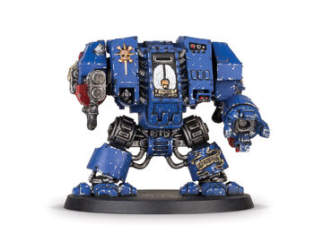Warhammer Space Marine Heavy Assault Bausatz