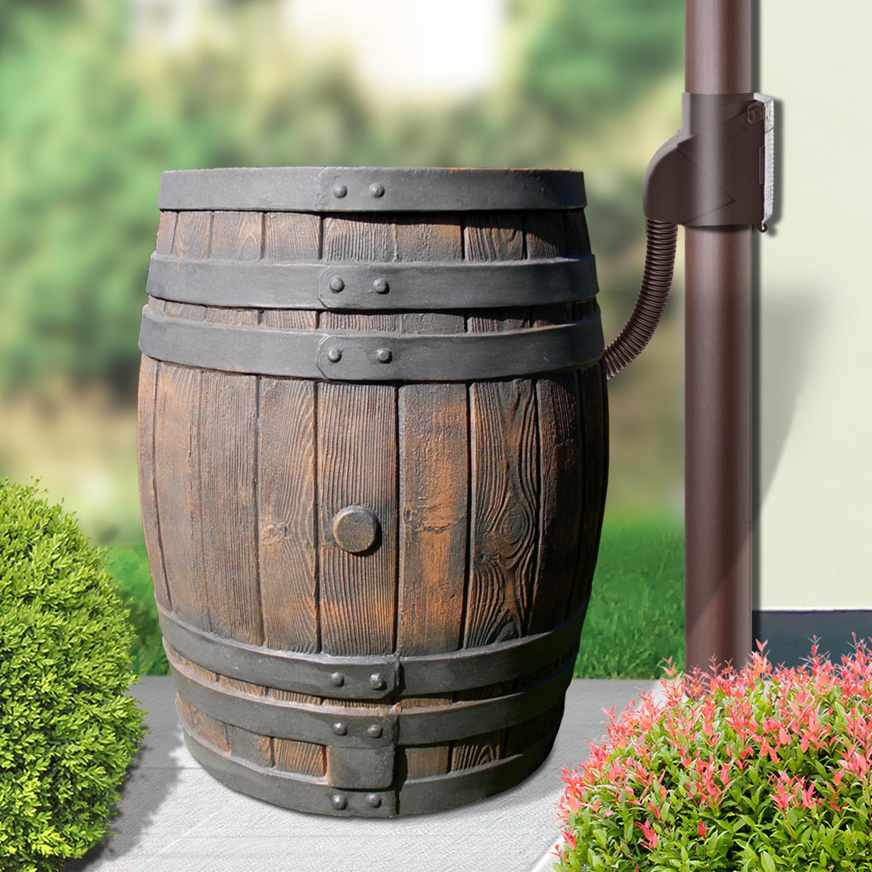 thumbnail 31 - Rain ton Rain Barrel Water Barrel Rain Tank Rainwater Storage Garden Barrel Rain Tank