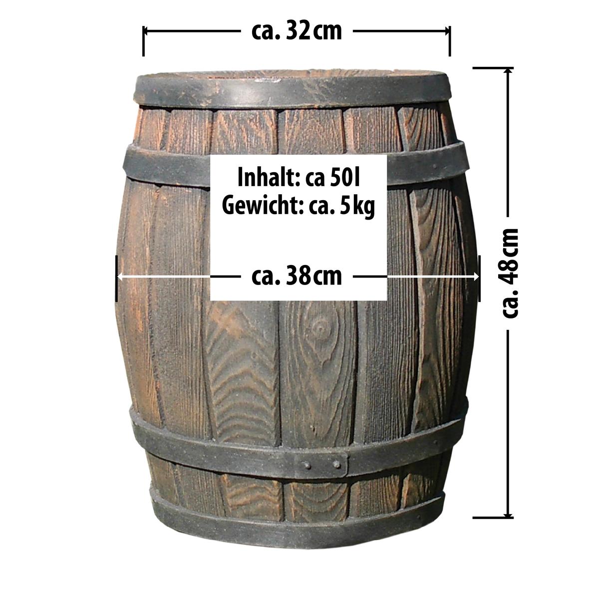 thumbnail 3 - Rain ton Rain Barrel Water Barrel Rain Tank Rainwater Storage Garden Barrel Rain Tank
