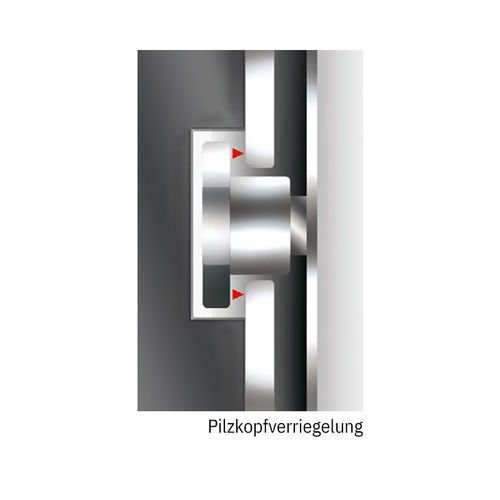 balkont r terrassent r energiespar 3 fach dreh kipp wei w rmeschutz thermoblue ebay. Black Bedroom Furniture Sets. Home Design Ideas