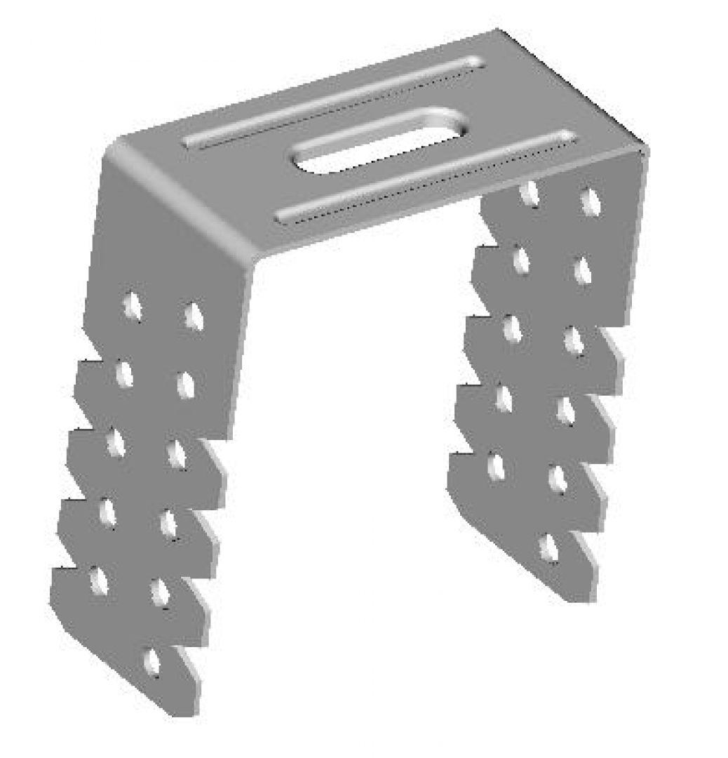 Direktabh/änger flach 200 mm