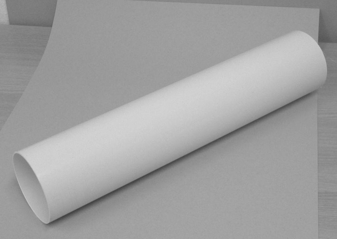 Flachkanal ohne Muffe 1 m DN 100//125//150 mm Dunstabzug Lüftungskanal Upmann