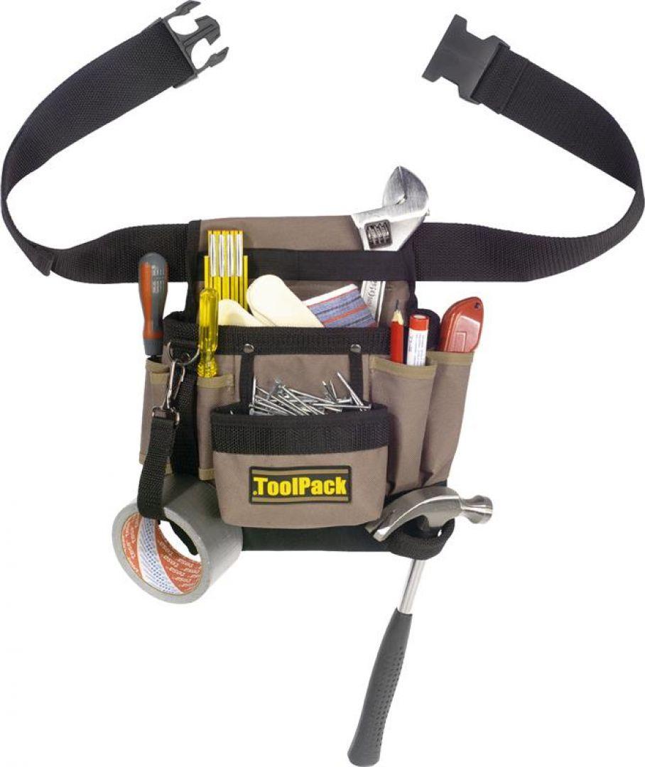 Praktisch Gürteltasche Werkzeugtasche Handwerker Einstellbar Arbeitstasche DE