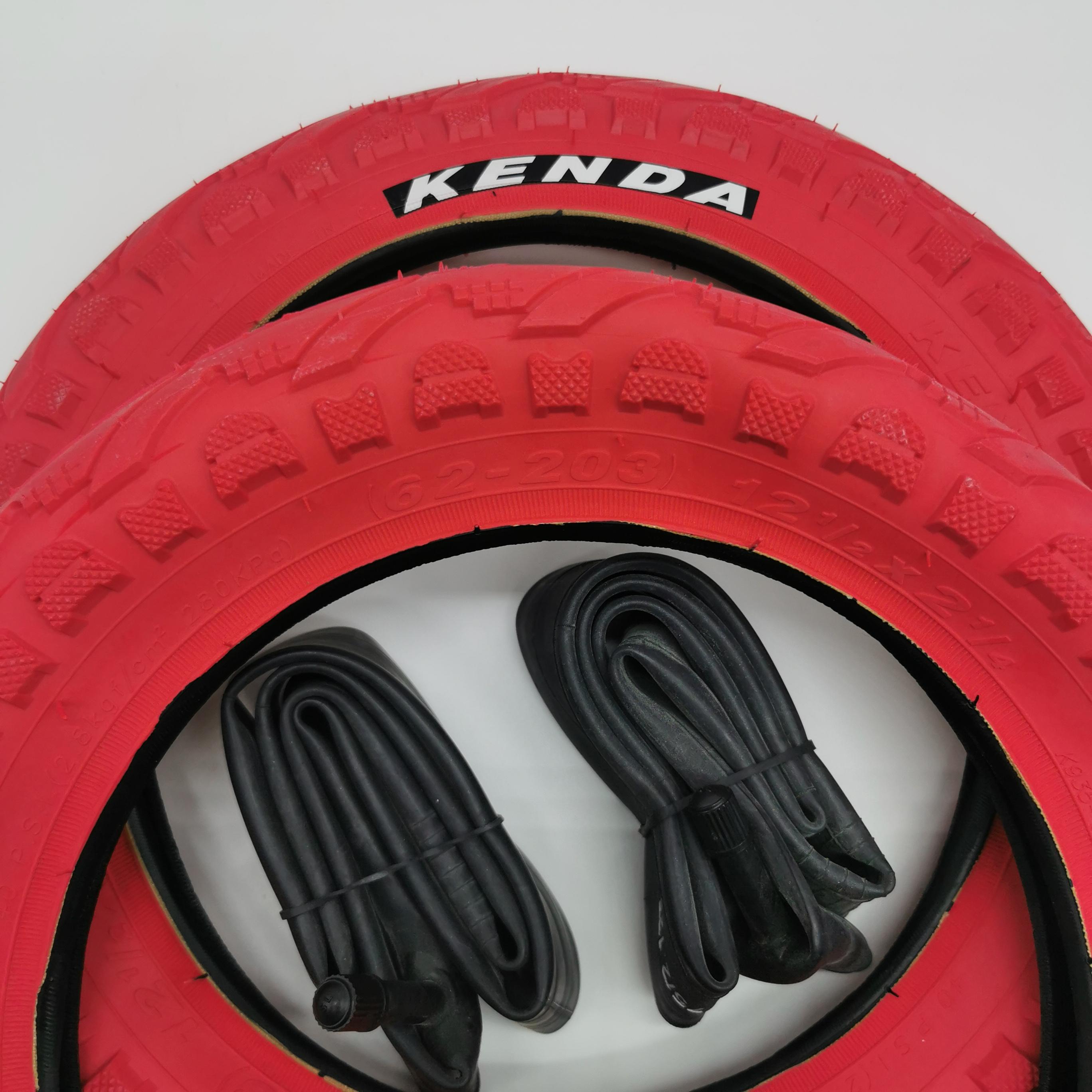 """Kenda /""""Kahn/"""" Mantel Reifen Decke 12 1//2 x 2 1//4-62-203 in 5 Farben"""