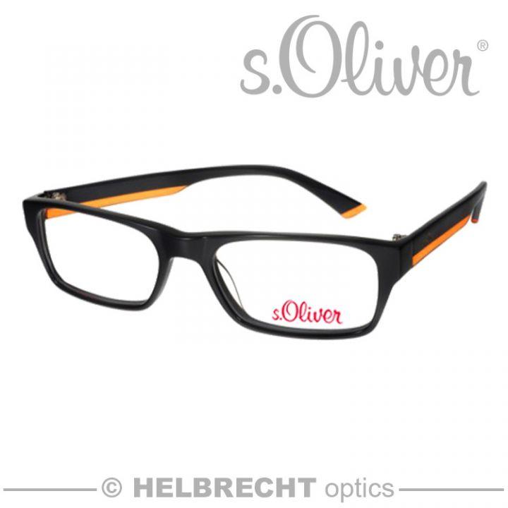s.Oliver Komplettbrille 93820 inkl. Sehstärke, Brille / Fassung mit Verglasung