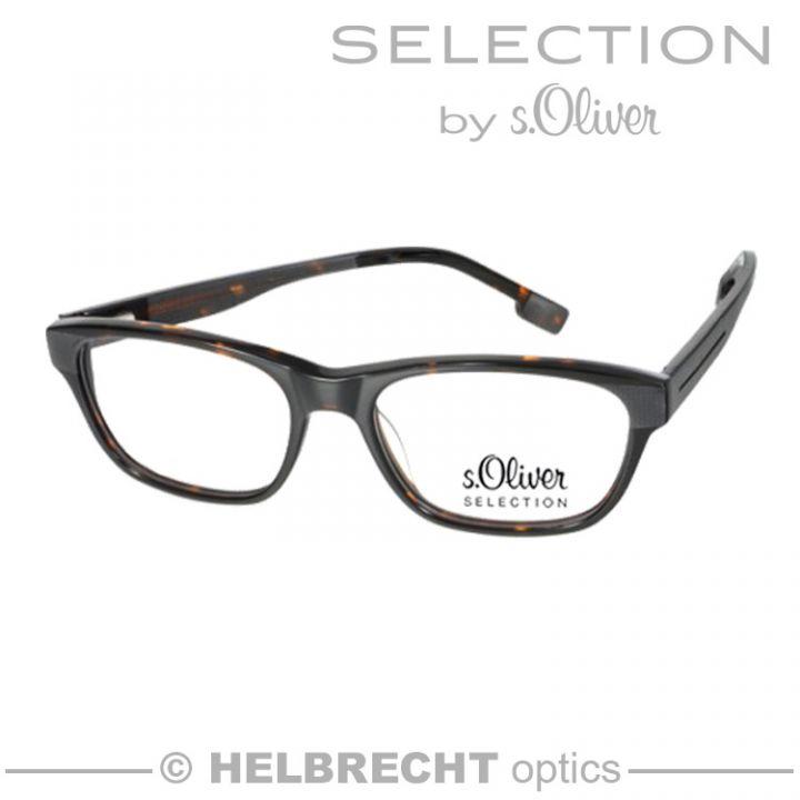 SELECTION by s.Oliver Komplettbrille 94925-770 mit Sehstärke, Brille ...