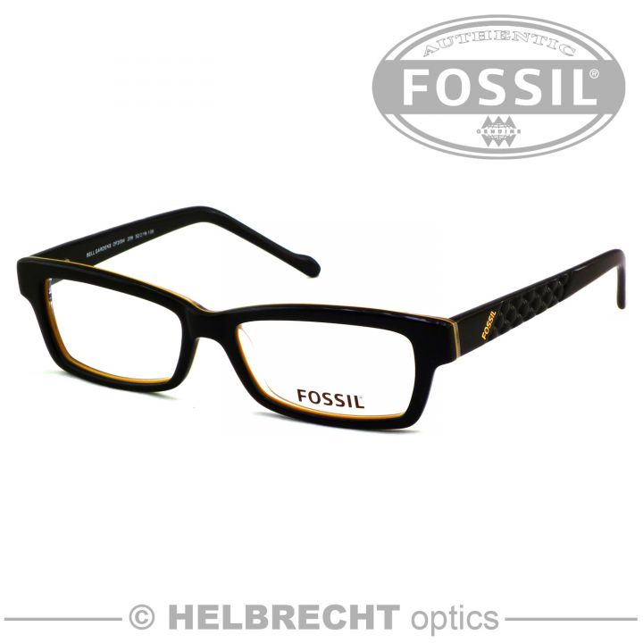 Fossil Komplettbrille OF2094-206 inkl. Sehstärke, Brille ...