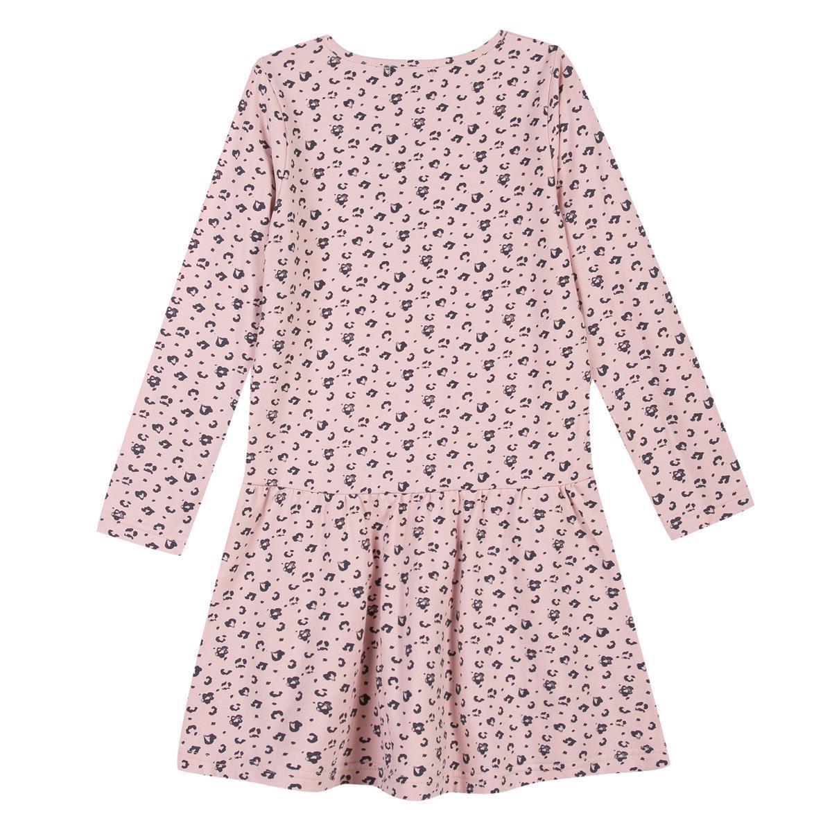 Kleid Langarm 3 POMMES Mädchen Limited Edition Rose pale ...