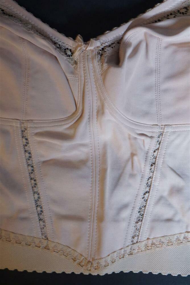 d818e5126c Vintage Mieder Mode Prima Donna Büstenhalter Größe 90 Cup C beige | eBay