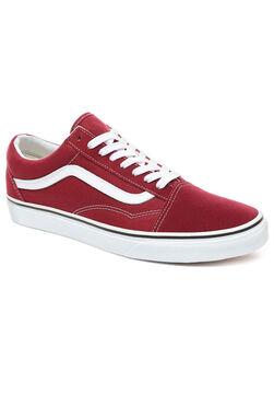 6663ef960a Vans Old Skool Rumba Red Rot Skate Sneaker Classic *SALE* Größe 43 ...